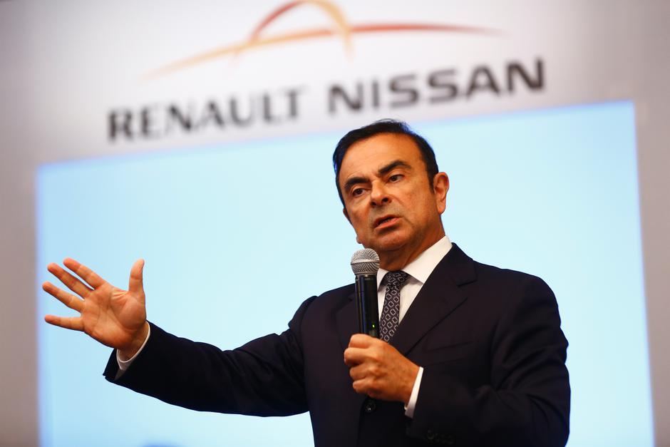 Carlos Ghosn | Author: Arhiva
