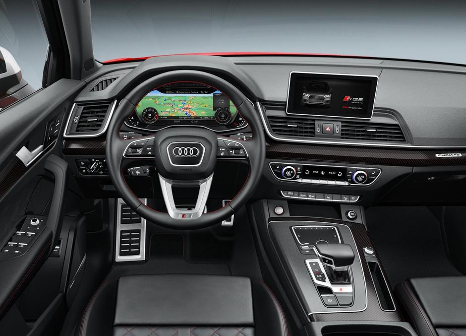 Audi SQ5 | Author: Audi