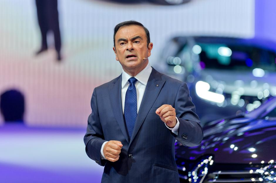 Carlos Ghosn | Author: CleanTechnica