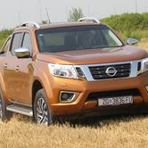 Nissan Navara DC 190 7AT