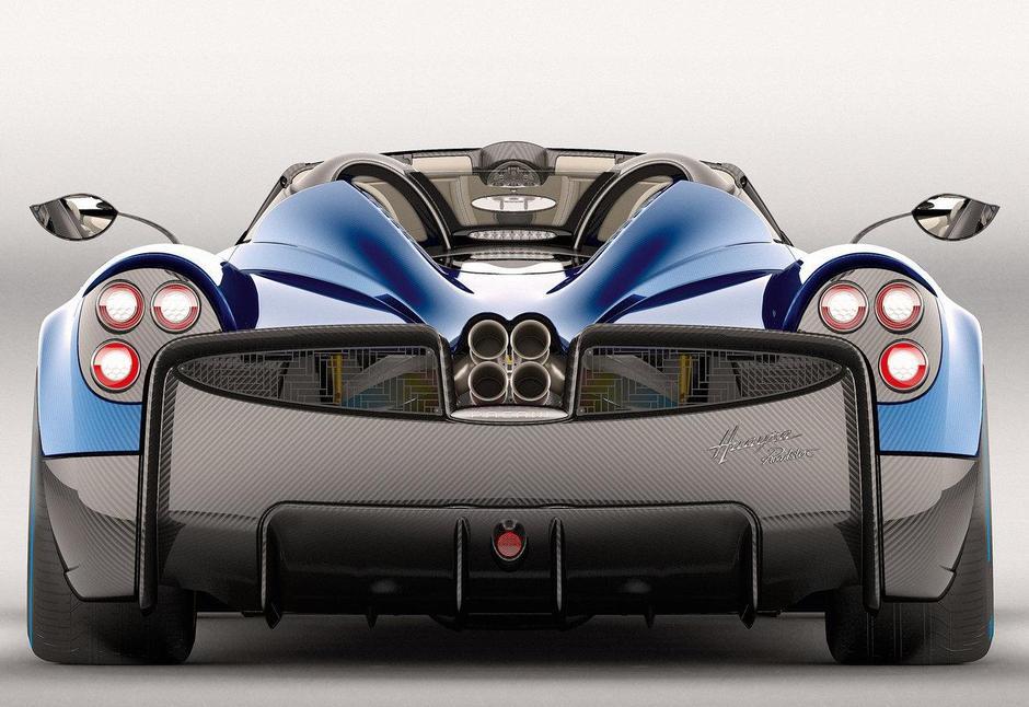 pagani huayra top speed - 1024×576