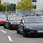 "Top secret: Porscheov električni Mission E ""uhvaćen"" na cesti"