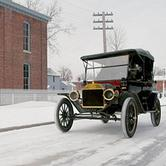 FORD T MODEL (1914.)