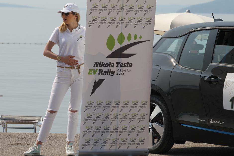 Nikola Tesla EV Rally 2016. | Author: Arhiva Auto start