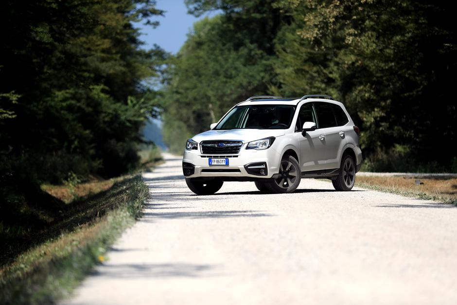 Test Subaru Forester | Author: Slavko Midžor/PIXSELL