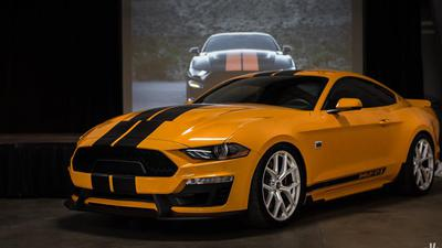 Shelby Mustang Sixt