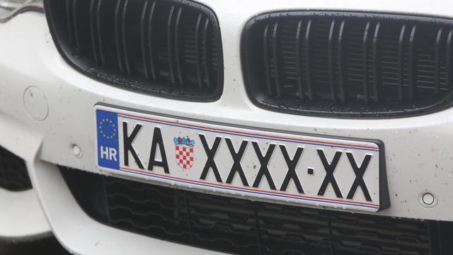 registarski brojevi automobila