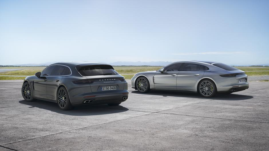Porsche Panamera Sport Turismo & Turbo S E-Hybrid | Author: Auto start