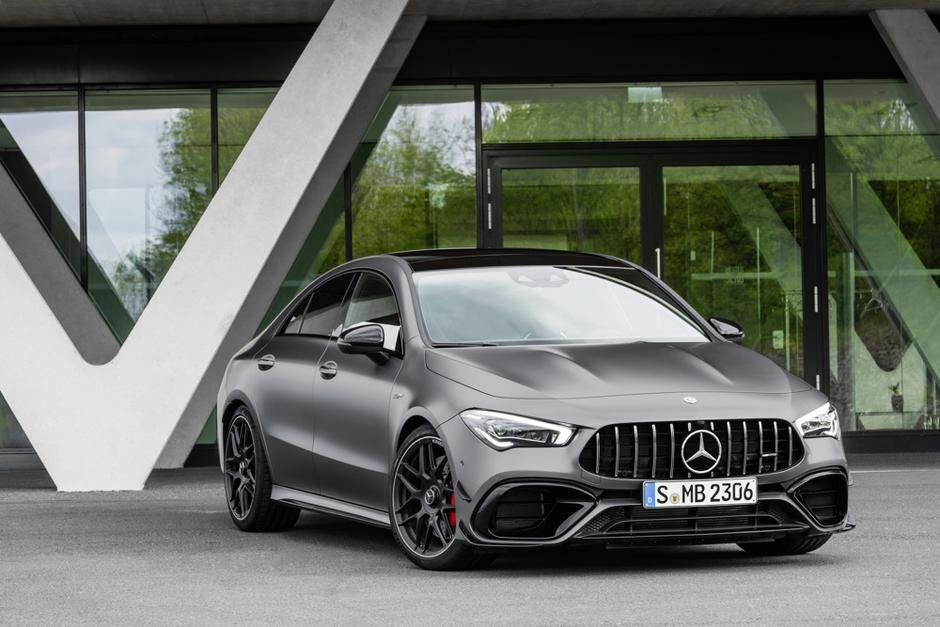 Zvijeri su stigle: Predstavljeni A45 i CLA 45 AMG, najjači kompakti ikada | Author: Mercedes-AMG