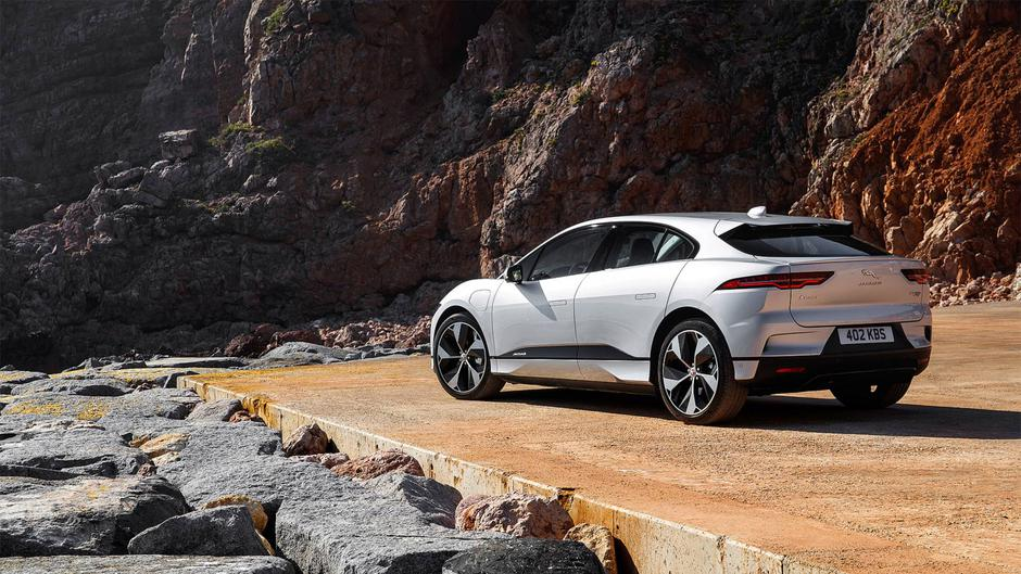 Jaguar I-Pace | Author: Jaguar