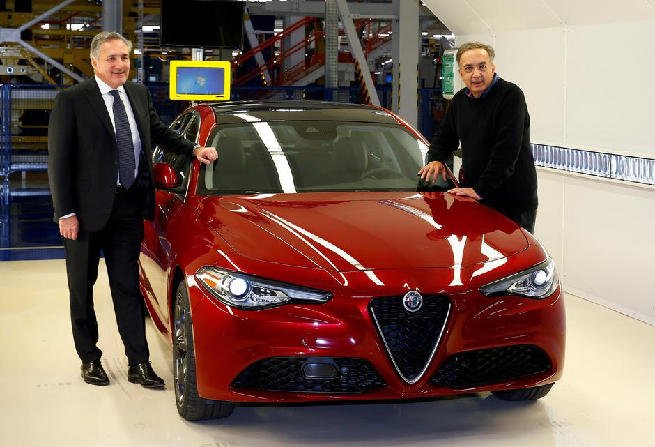 Sergio Marchionne | Author: TONY GENTILE/REUTERS/PIXSELL/REUTERS/PIXSELL