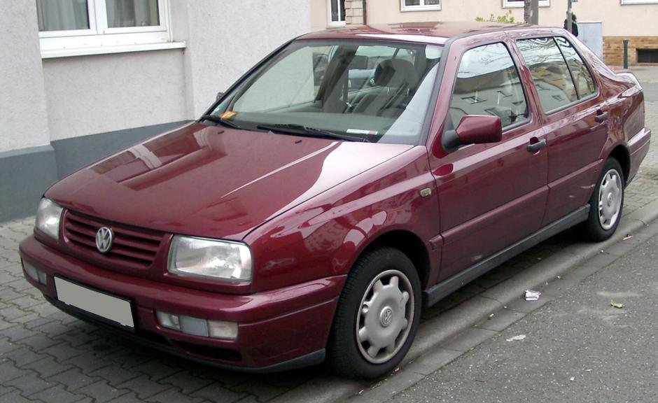 Volkswagen Vento | Author: Wikimedia Commons