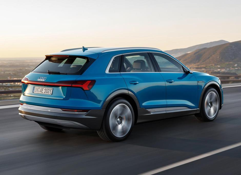 Audi e-tron | Author: Audi