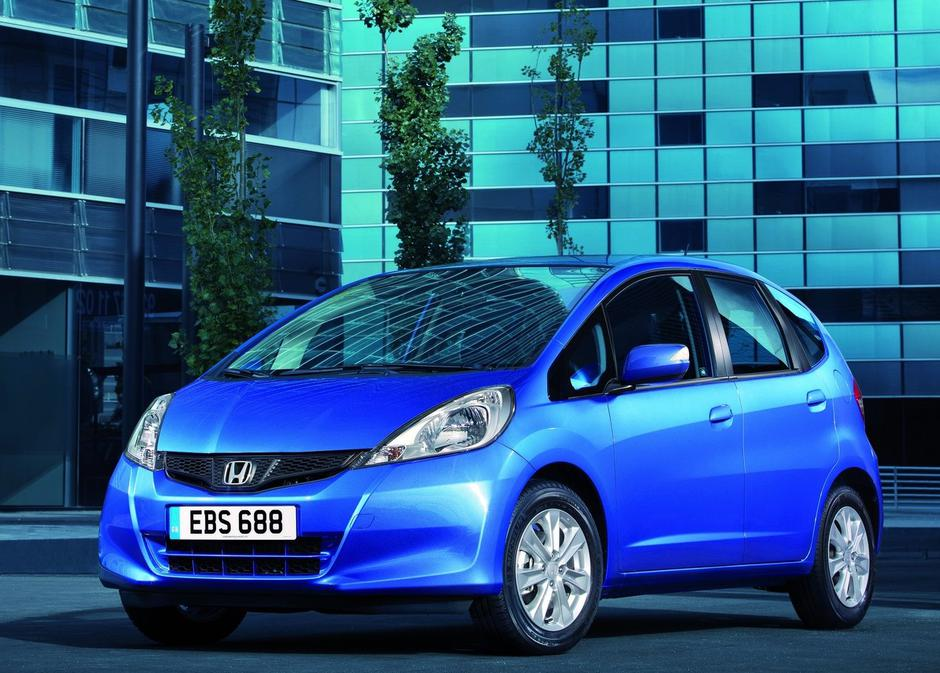 Honda Jazz | Author: Honda