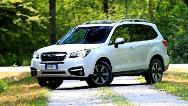 Test Subaru Forester