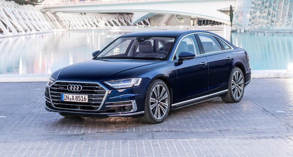 Audi A8 50 TDI | Author: Audi
