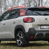 TEST Citroen C3 Aircross