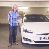 James May testirao Tesla Model S