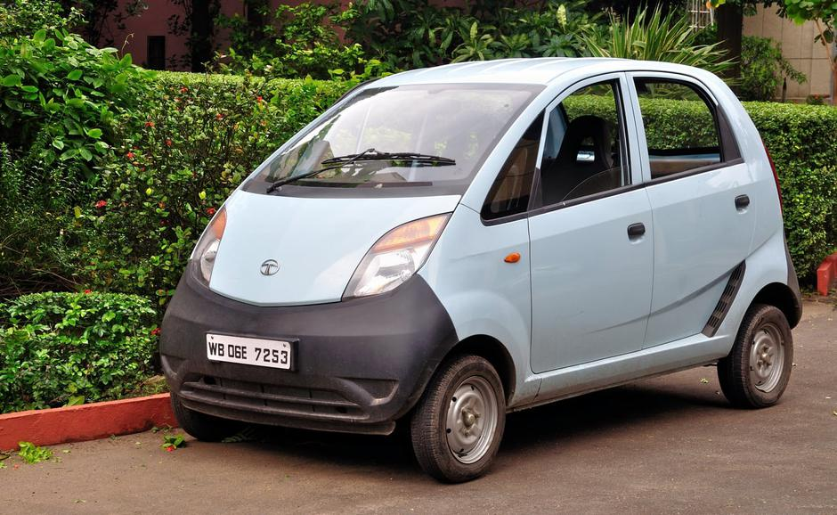 Tata Nano | Author: Tata Motors