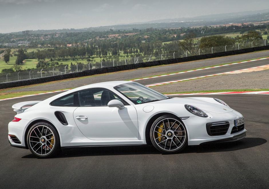 Porsche 911 Turbo S | Author: Porsche