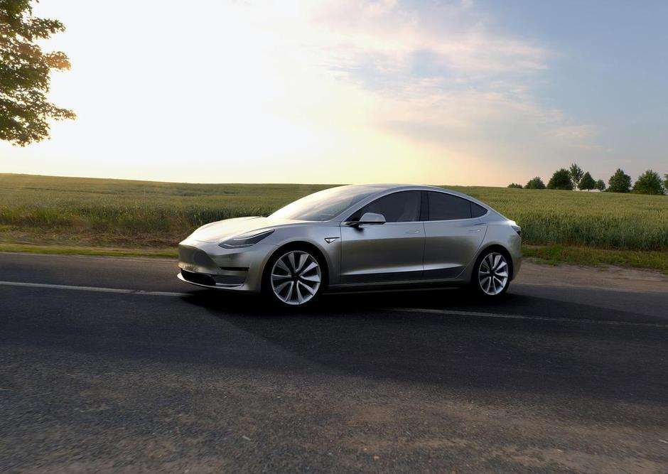 Tesla Model 3 | Author: Tesla