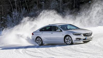 Opel Winter Training