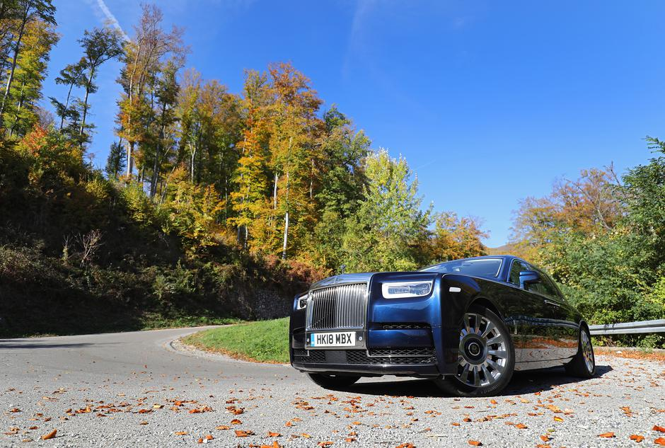 Test Rolls-Royce Phantom | Author: Jurica Galoić/PIXSELL