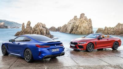 BMW M8 i M8 Competition