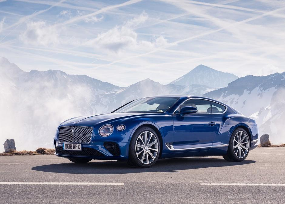 Bentley Continental GT | Author: Bentley