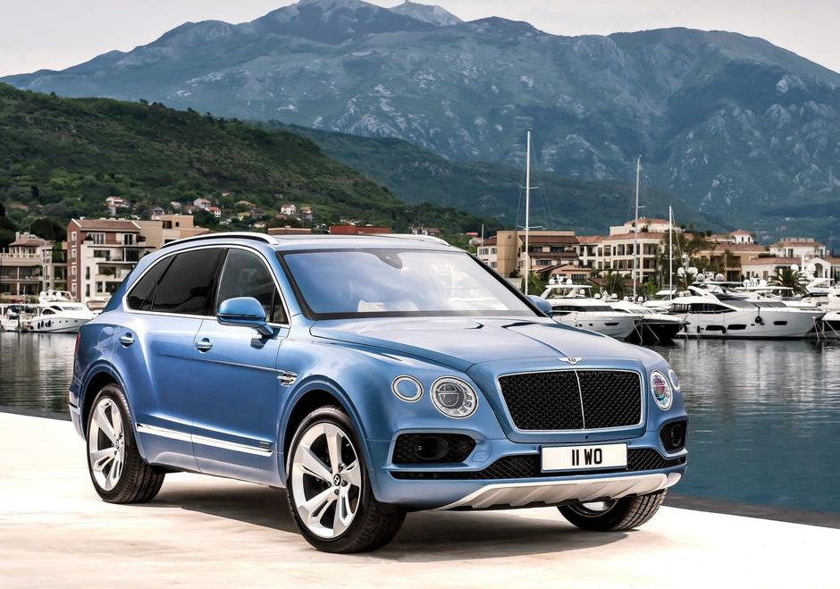 Bentley Bentayga  | Author: Bentley