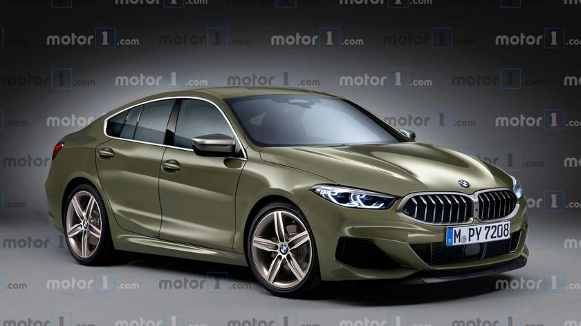 BMW serije 2 Gran Coupe