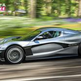 Rimac C_Two u Forzi Horizon 4