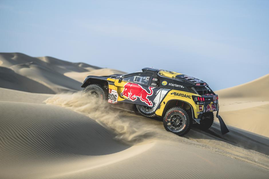 Dakar Rally | Author: Red Bull